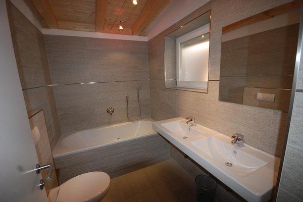 Foto del bagno Garni (B&B) + Appartamenti Haus Bergblick