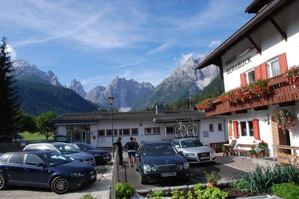 Photo exteriors in summer Haus Bergblick
