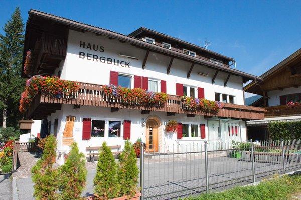 Foto esterno in estate Haus Bergblick
