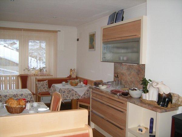 Foto della cucina Haus Bergblick