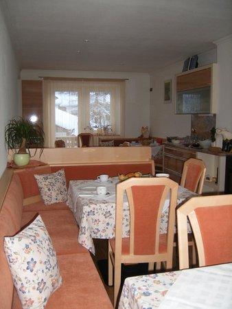 Il ristorante Moso (Sesto) Haus Bergblick