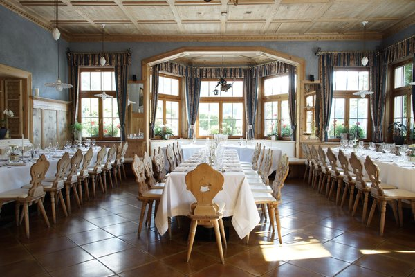 Il ristorante San Martino in Badia Ostaria Posta