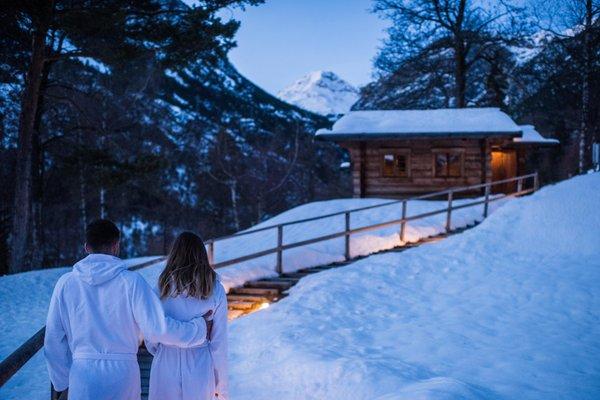 Winter presentation photo Terme Bagni Nuovi - Spa