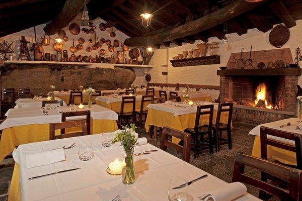 The restaurant Mese (Valchiavenna) Crotasc