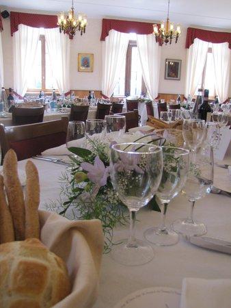 The restaurant Teglio (Tirano - Media Valle) Combolo