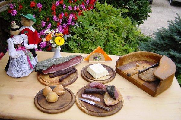 Ricette e proposte gourmet Lüch de Vanc'