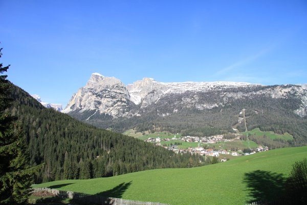Aussicht San Cassiano
