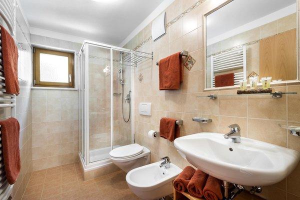 Foto del bagno Appartamenti Ciasa Odlina