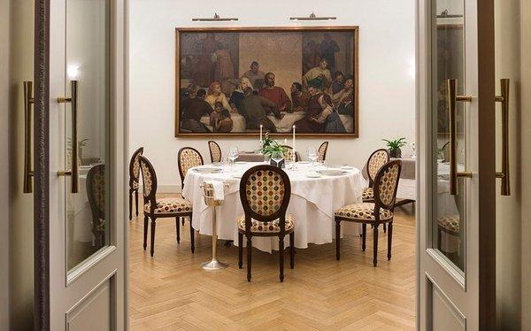 The restaurant Sondrio 1862 Ristorante della Posta