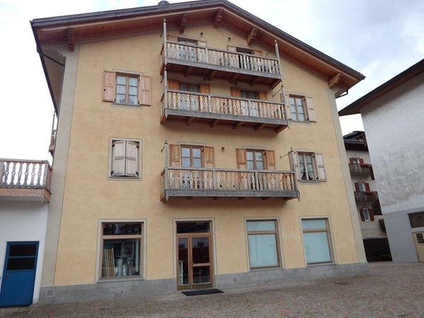 Foto estiva di presentazione Casa Dibona - Appartamenti