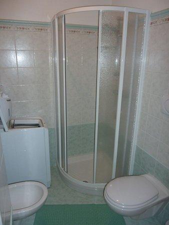 Foto del bagno Appartamenti Casa Dibona