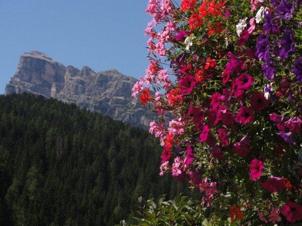 Panorama San Cassiano