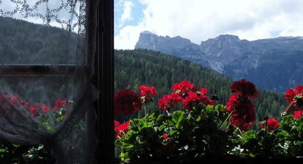 Foto del balcone Montanara