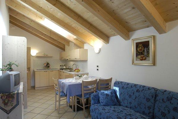 The living area Apartments Montanara