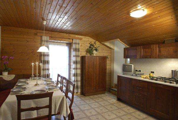 Foto della cucina Montanara