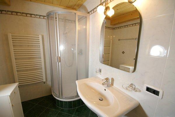 Foto del bagno Residence Ciasa Pars