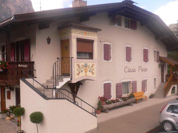 Foto estiva di presentazione Ciasa Pars - Residence 3 stelle
