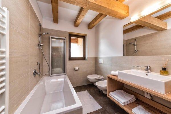 Foto del bagno Appartamenti Treffpunkt