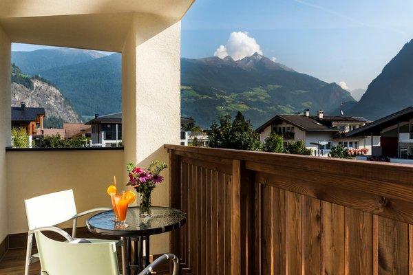 Foto vom Balkon Appartement Treffpunkt