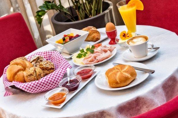 Das Frühstück Appartement Treffpunkt