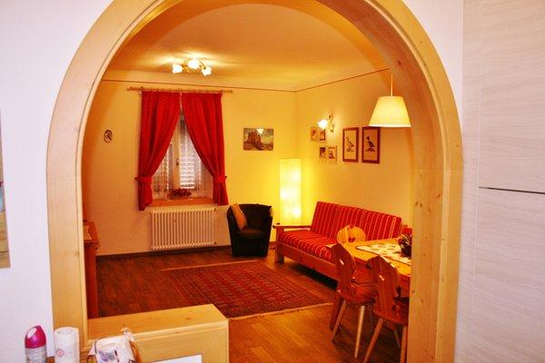 The living area Apartments Morandini Marco