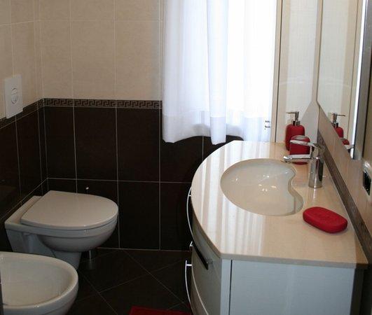 Photo of the bathroom Apartments Morandini Marco
