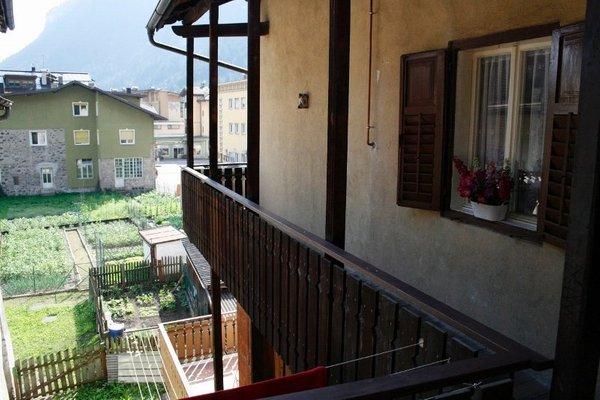 Foto del balcone Morandini Marco