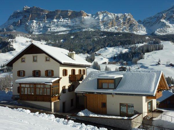Foto invernale di presentazione Parüs - Appartamenti 2 soli
