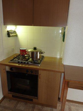 Foto della cucina Parüs