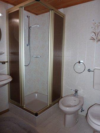 Foto del bagno Appartamenti Parüs
