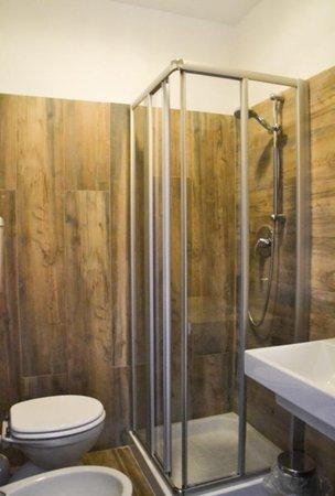 Foto del bagno Hotel Vecchia America