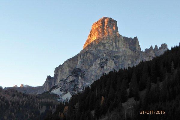 Panorama Corvara
