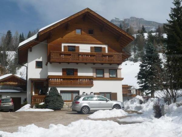 Foto invernale di presentazione Appartamenti Pitscheider Claudia