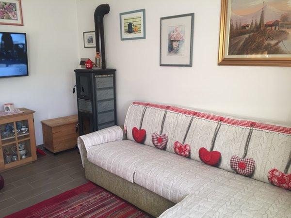 La zona giorno Appartamenti Casa Almida