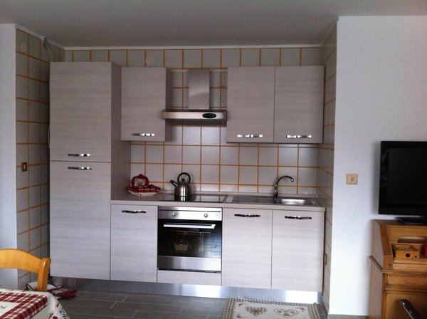 Foto della cucina Casa Almida