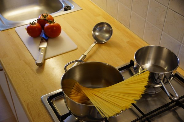 Photo of the kitchen Plaön