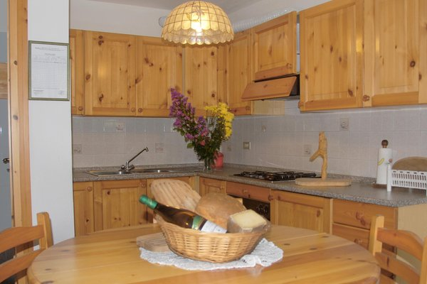 Foto della cucina Plan d'Avie