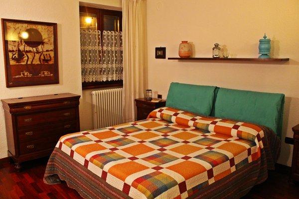 Foto vom Zimmer Ferienwohnung Chez Mamosipiegy