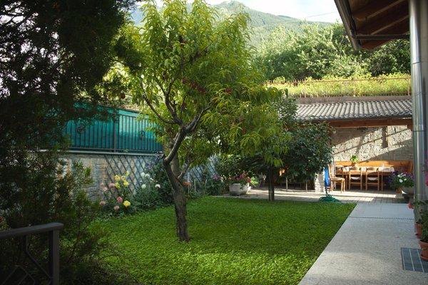 Foto vom Garten Charvensod (Aosta)