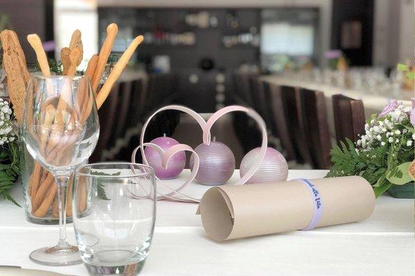 The restaurant Dubino (Morbegno - Bassa Valle) Maloia