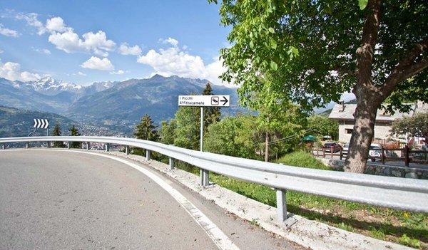 Bildergalerie Pila (Aosta) Sommer