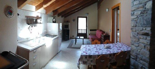 Photo of the kitchen Le Botteron