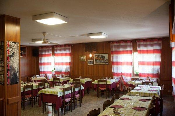 Il ristorante Aymavilles (Gran Paradiso) La Pineta