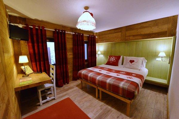 Foto della camera Hotel Petit Dahu