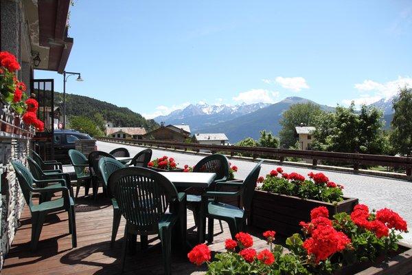Foto del balcone Bellavista