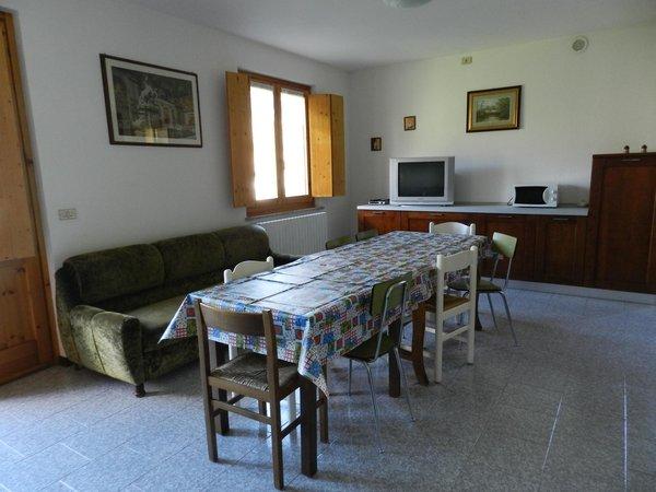 Der Wohnraum Ferienwohnungen Giò