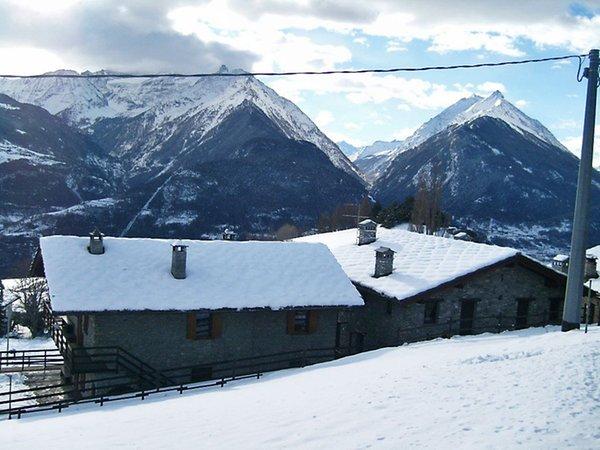 Winter Präsentationsbild Ferienwohnungen 5 Laghi