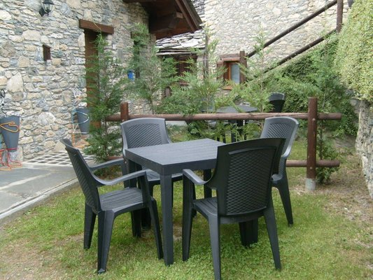Foto vom Garten Saint-Pierre (Gran Paradiso)