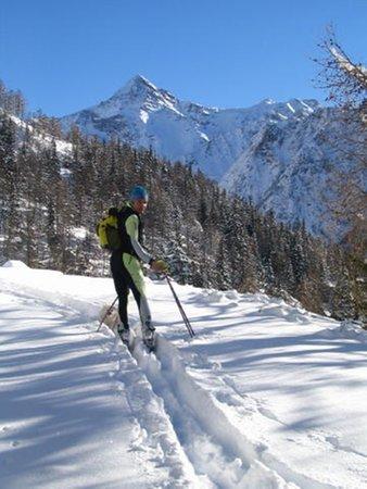 Attività invernali Valle d'Aosta