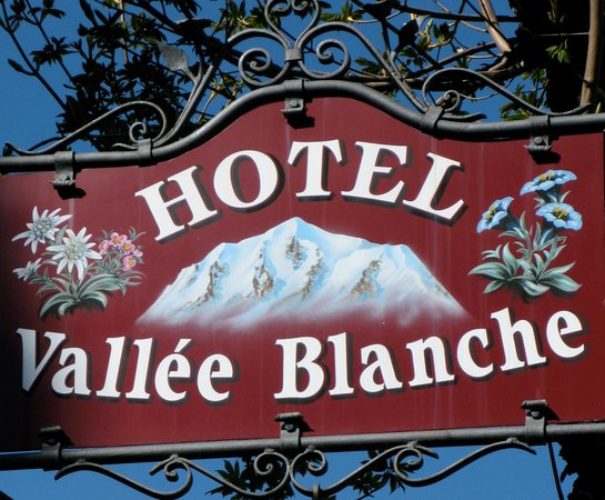Logo Hotel La Vallée Blanche